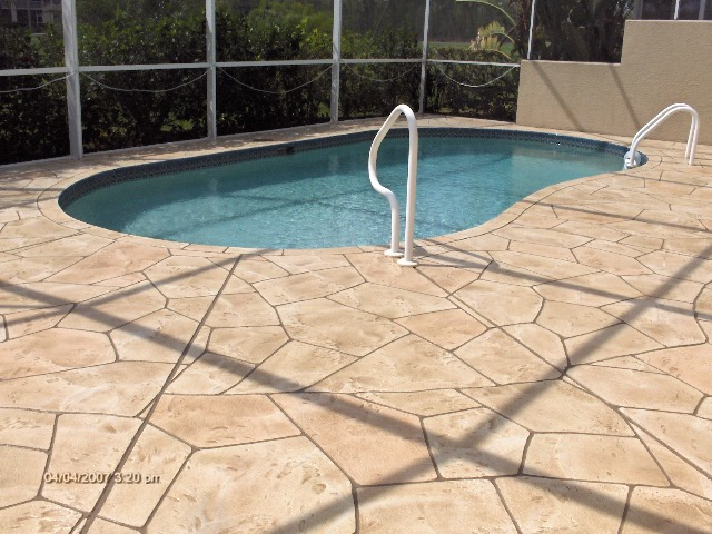 Pool Deck Brick